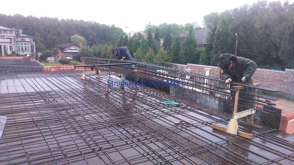 Строительство домов из кирпичей